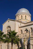 Limassol Cathedral Church — Stock Photo