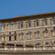 Buildings in Vatican, Holy See within Rome, Italy. Part of S — Foto Stock #38789119