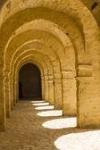 Main Old Moscue in Mahdia Tunisia — Stock Photo