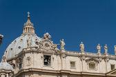 Basilica di san pietro, ciudad del vaticano, roma, italia — Foto de Stock