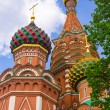 Stock Photo: Saint Basil Temple