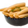 Stock Photo: Baby corn