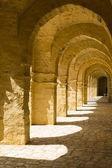 Principal moscue velho em tunísia mahdia — Foto Stock