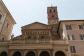 Santa maria in trastevere, rome, italie — Photo