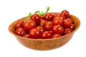 Marinated cherry tomato — Stockfoto