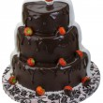 Wedding cake — Stock Photo #39808749