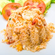 Fried rice with shrimps — Stock Photo #40569877