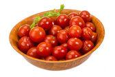 Marinated cherry tomato — Zdjęcie stockowe