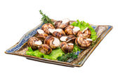 Escargot — Stockfoto