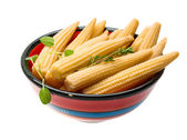 Baby corn — Stock Photo