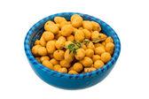 Crispy peanut — 图库照片