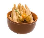 Baby corn — Stock Photo