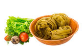 Tagliatelle — Stock Photo
