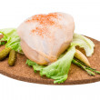 Chicken breast — Foto Stock #41470661