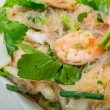 Glass noodle with shrimps — Foto Stock #41472621