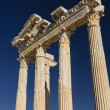 Apollo temple in Side — Stock Photo #41473239