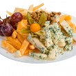 Stockfoto: Cheese assortment