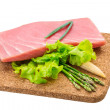 Tunraw steak — Stock Photo #41474037