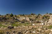 Ruinas de lado — Foto de Stock