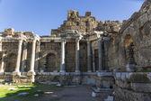 Ruines in side — Stockfoto