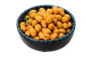 хрустящее арахисовое — Стоковое фото