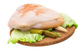 Chicken breast — Stock Photo