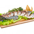 Mackerels — Stock Photo #41674595