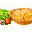 Raw pasta — Stock Photo #41676309