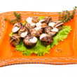 Stockfoto: Escargot