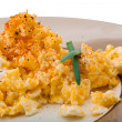 Scrambled eggs — Stock fotografie #41731711