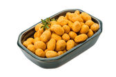 Crispy peanut — Stock Photo
