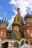 Saint Basil Temple — Stock Photo