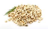 Dry soya beans — Foto Stock