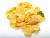 Kukuřičné vločky — Stock fotografie