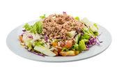 Tuna salad — Foto de Stock