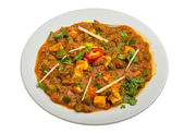 Kadai Paneer — Stock Photo