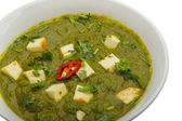 Sag Paneer — Stock Photo
