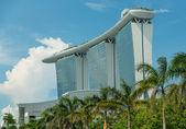 Marina Bay Sands Integrated Resort — Stock Photo