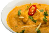 Chicken Korma — Stock Photo