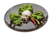 Boiled cuttlefish — Foto de Stock