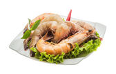 King Prawn — Stock fotografie