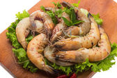King Prawn — Foto Stock