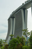 Marina bay sands geïntegreerde resort — Stockfoto