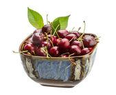Sweet ripe cherries — Stock Photo