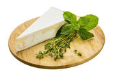 Brie cheese — Stock Photo