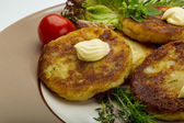 Hash browns — Stock Photo