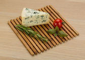 Blue cheese — Stockfoto