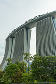 Marina Bay Sands Integrated Resort — Fotografia Stock