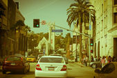 Hollywood Boulevard — Fotografia Stock