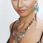 ファッション女性の宝石類 — ストック写真